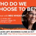 Book Now: Meg Wheatley Retreat
