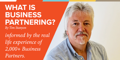 What is Business Partnering? by Tim Stanyon