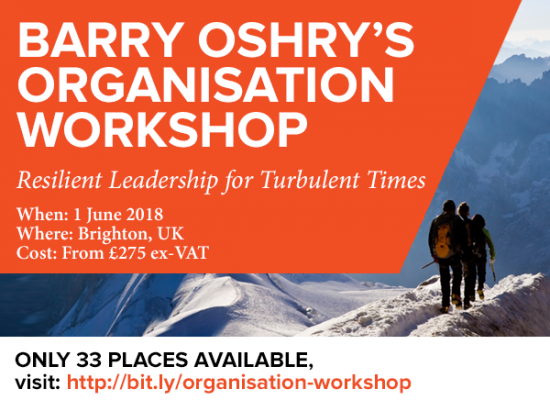 Barry Oshry's Organisation Workshop by Future Considerations