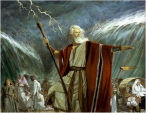Moses, Crisis in Leadership, Jon Freeman